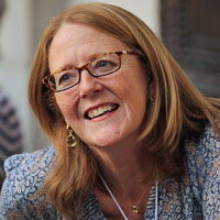 Virginia Pye author photo