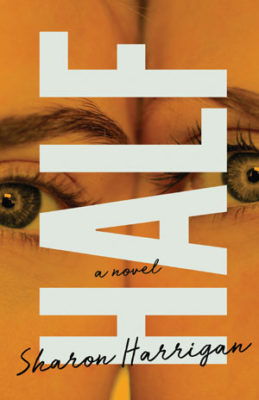 Book Jacket Cover Art for HALF