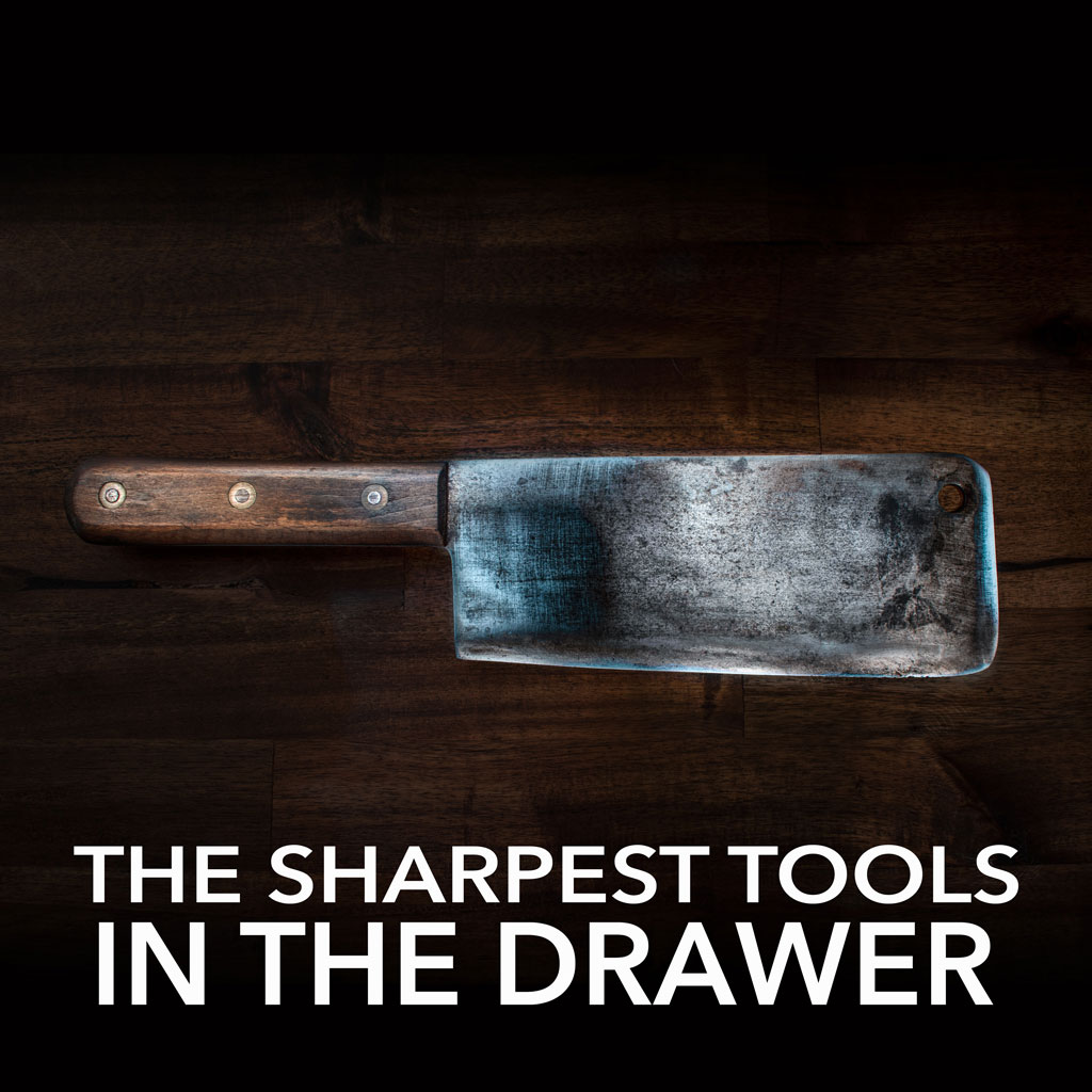 THE SHARPEST TOOLS IN THE DRAWER: Honing Critical Distance in First-Person Narratives, Masterclass by Cleaver Editor Lise Funderburg, October 11 to November 1, 2020  [SOLD OUT]