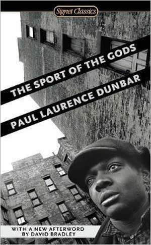 The Sport of the Gods book jacket