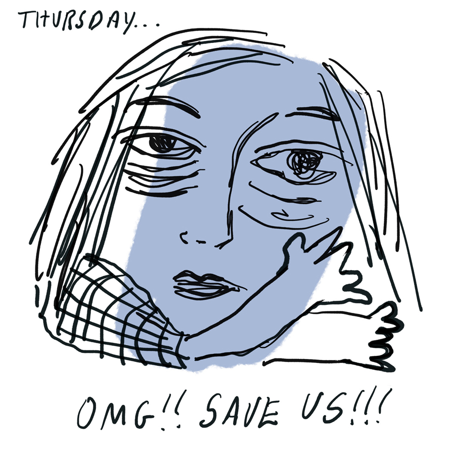 OMG! Save Us!