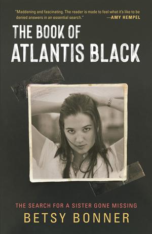Atlantis Black book jacket