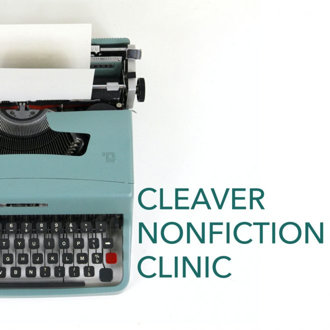 NONFICTION CLINIC