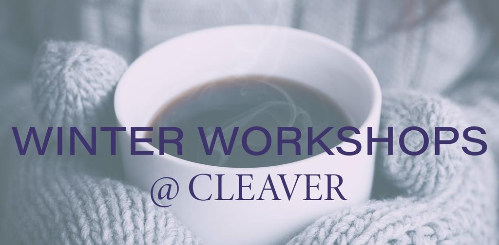 winter workshops header