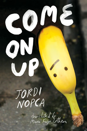 Come on up cover art