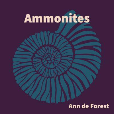 AMMONITES by Ann de Forest
