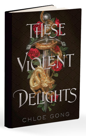 These violent delights book jacket