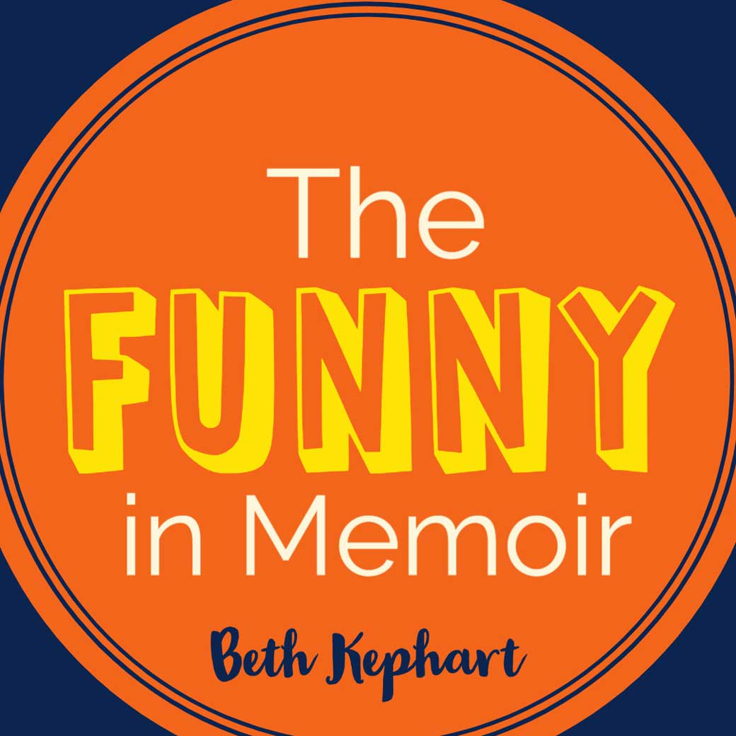 THE FUNNY IN MEMOIR: Alison Bechdel, Dinty W. Moore, and Trey Popp, a craft essay by Beth Kephart
