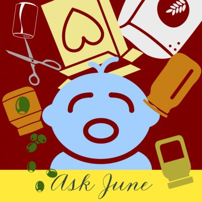 ASK JUNE: August 2021 The Case of the Callous Grandpa and the Burden of Old Photos