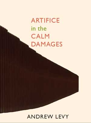 ARTIFICE IN THE CALM DAMAGES, poems by Andrew Levy, reviewed by Johnny Payne