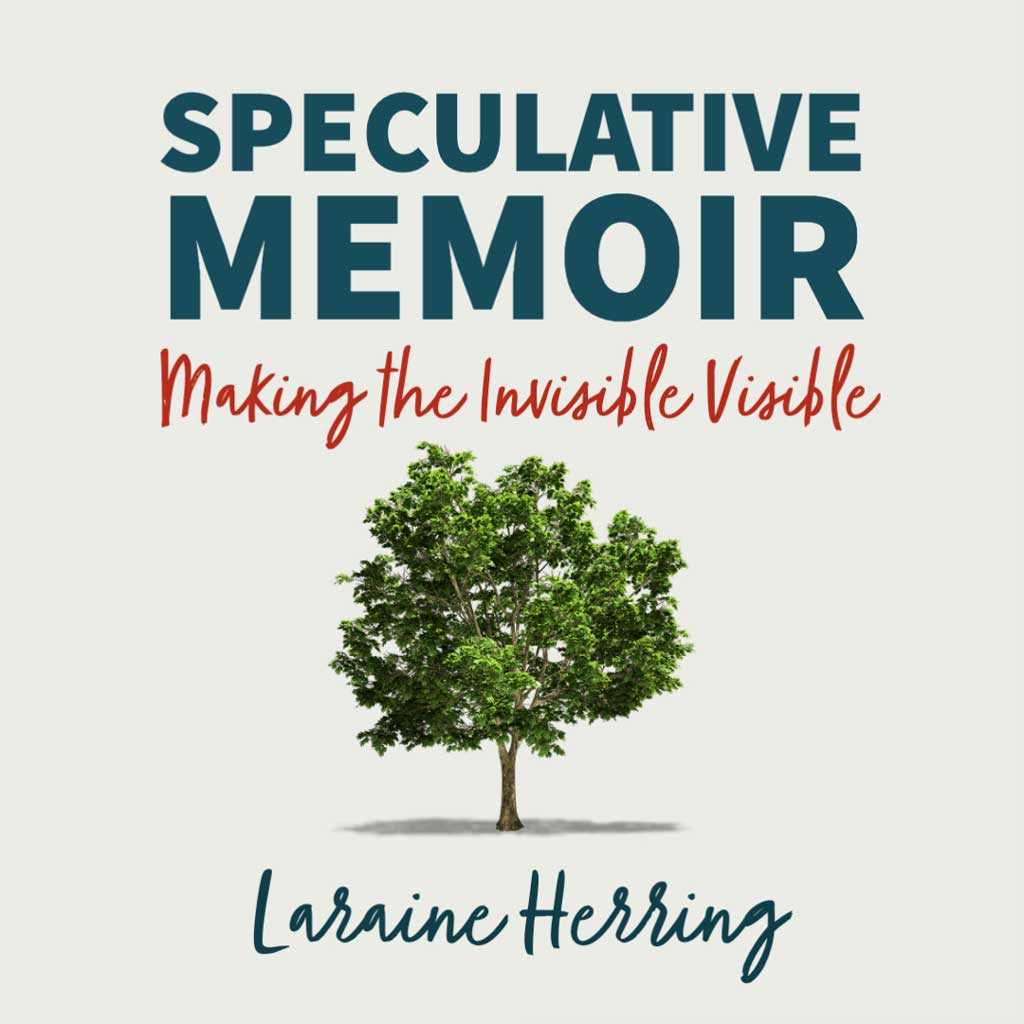 SPECULATIVE MEMOIR: MAKING THE INVISIBLE VISIBLEm a craft essay by Laraine Herring